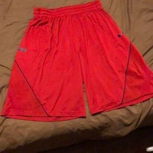 Men's Size 3X LeBron Nike Basketball Shorts